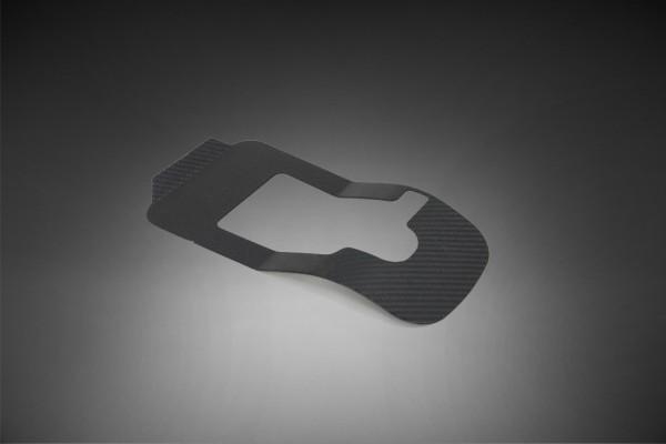 Abdeckung passend für CAE Shifter Carbon