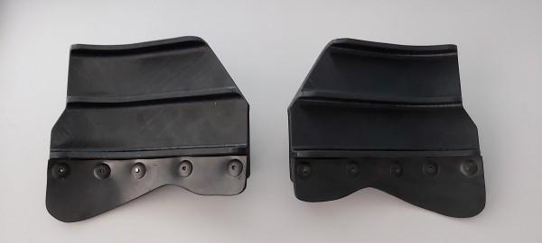 Luftleit-Vorrichtung zur Kühlung der Bremsscheibe
