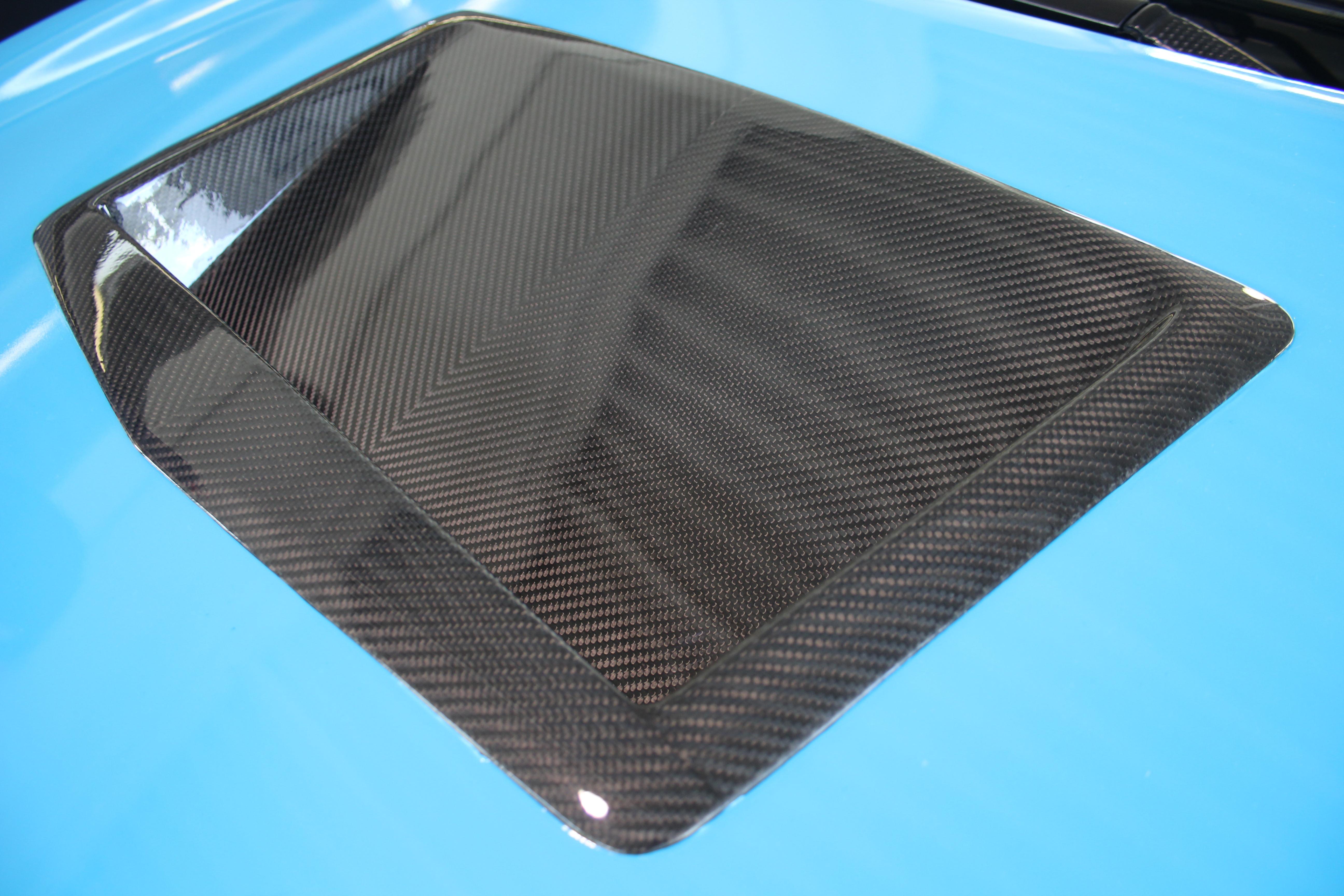 Luftauslass (Variante: Carbon) Megane R.S. | Waldow-Performance